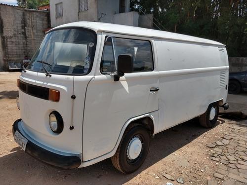 Volkswagen Kombi Clipper Furgao