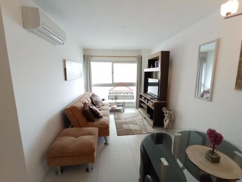 Apartamento 1 Dormitorio En Torre Con Amenities- Ref: 5304
