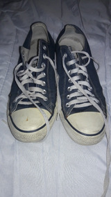 Tênis All Star Jeans Converse 42 Usado Conservado (leia).