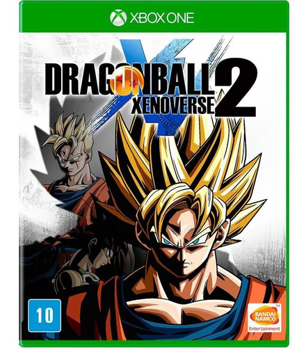 Dragon Ball Xenoverse 2 (xbox One) Lacrado / Mídia Física