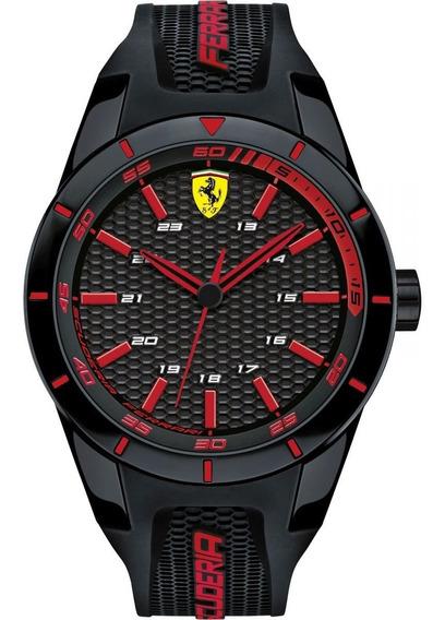 Relogio Scuderia Ferrari Original Lacrado