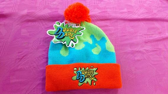 Gorro Original Double Dare Nickelodeon Box Collector Mystery