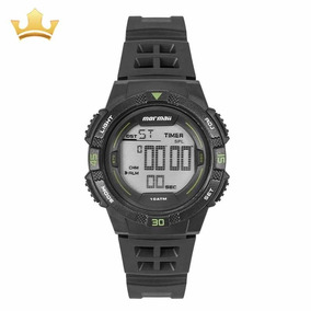 Relógio Mormaii Masculino Mo9100aa/8v Com Nf