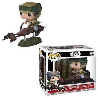 Funko Pop - Star Wars - Yoda - Darth Vader - Leia - Kylo