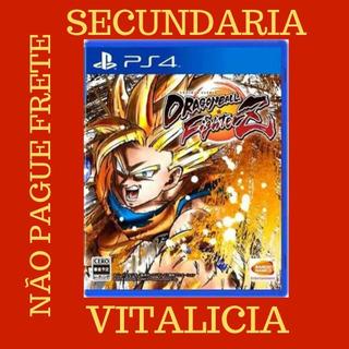 Dragon Ball Fighter Z Ps4 - Dragon Ball Play 4 **secun**
