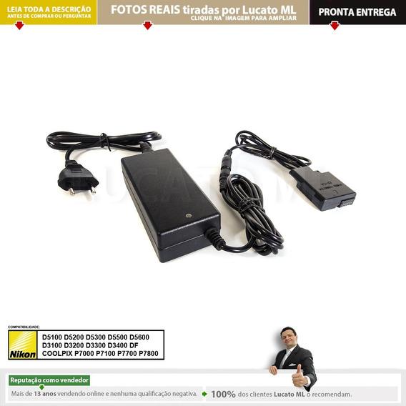 Eliminador P/ Nikon D5100 D3100 Coolpix P7700 Etc | Leia |np