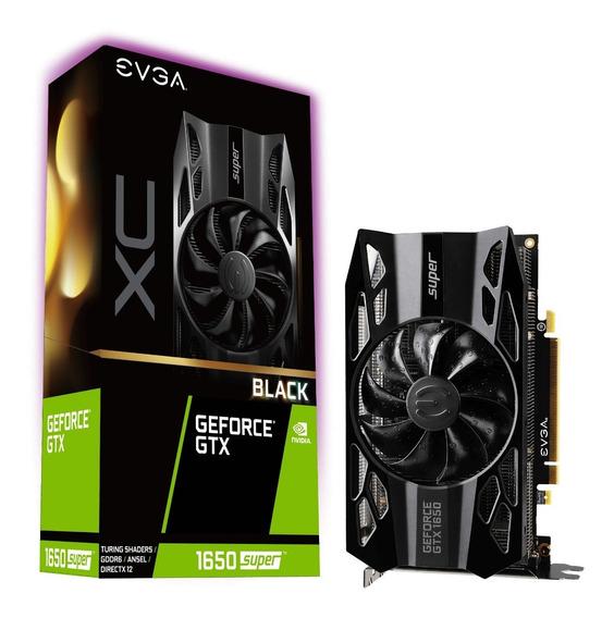 Placa De Video Evga Gtx 1650 Super Xc Black Gaming 4gb