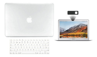 Kit Carcasa Case Español 3 En 1 Macbook Air Pro Retina Touch