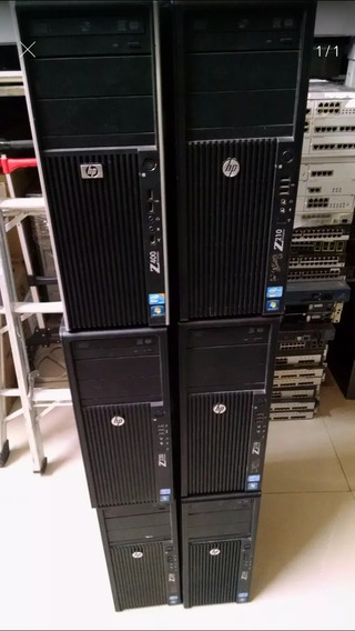 Servidor Hp Z400 Workstation Xeon 3.07