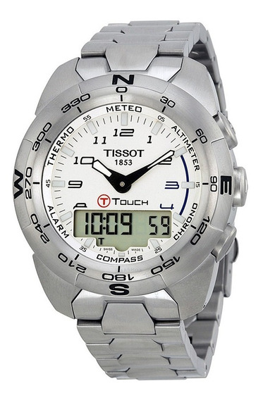 Relógio Tissot T-touch Expert - Swiss Made - Original