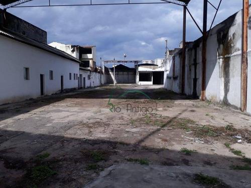 Imagem 1 de 19 de Galpão - Locação - Rua Do Bonfim - São Cristóvão - Rio De Janeiro - Ga0067