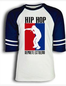 Playera Hip Hop Deporte Para Niño, Dama O Caballero