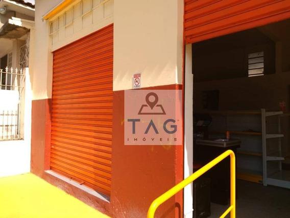 Salão Ótimo Para Comercio Em Geral Farmácia ,mercado ,bares E Etc - Sl0007