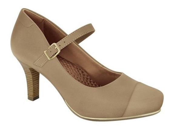 Sapato Comfortflex Boneca Com Recorte