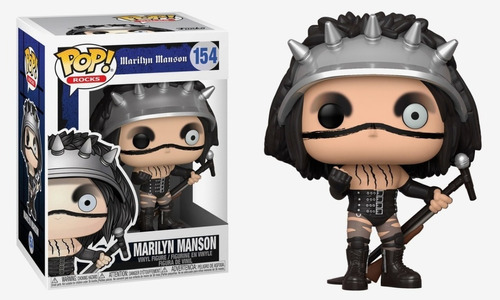Funko Pop  Iron Maiden   Marilyn Manson  Queen Ice Cube