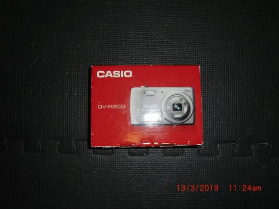 Cámara Digital Casio (casi Nueva). Color Rosado.