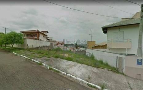 Terreno Residencial À Venda, Parque Das Universidades, Campinas. - Te0699