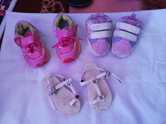 Vendo Zapatos De Niña Talla 1