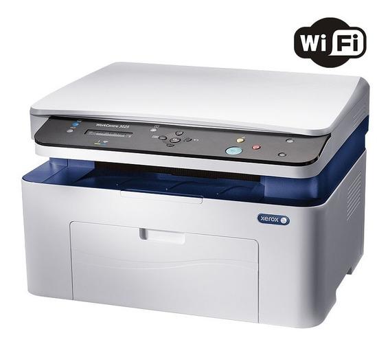 Impressora Multifuncional Xerox Workcentre 3025bi Laser 110v