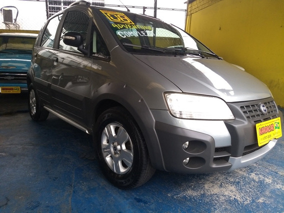 Fiat Idea 1.8 Adventure Flex 5p 2008