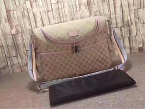 501a521fa Bolsa Gucci Maternidade Com Trocador E Certificado Original