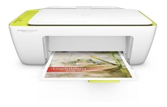 Impressora Multifuncional Hpdeskjet Ink Advantage2136