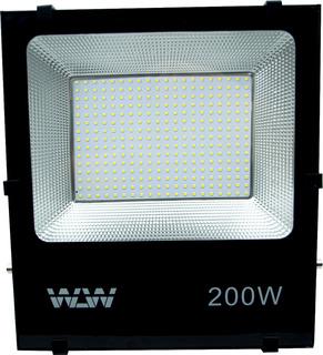 Refletor Holofote Led 200w Smd Branco Frio Bivolt