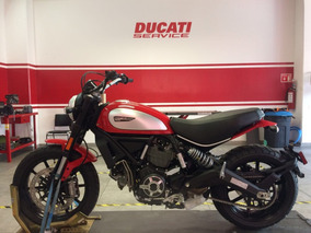 Scrambler Icon Red Ducati 2017