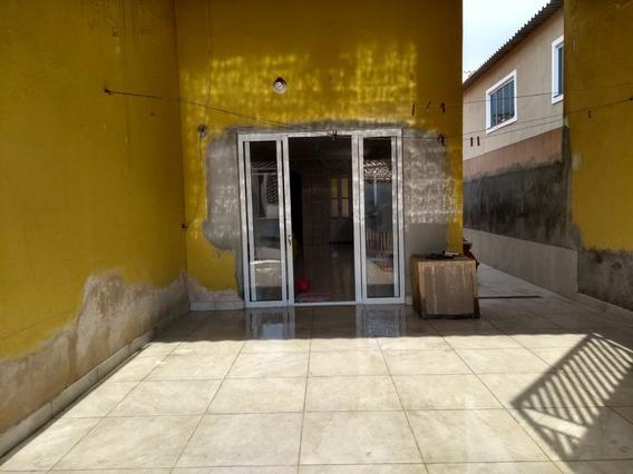 Casa Em Mogi Das Cruzes - 2 Q, Coz, Sala Ampla, Quintal