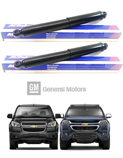 Juego De Amortiguadores Traseros Chevrolet S10 Mod 2012/16