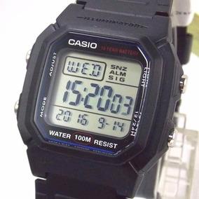 Relogio Casio Digital W800h Série Db36 Original C/ Caixa