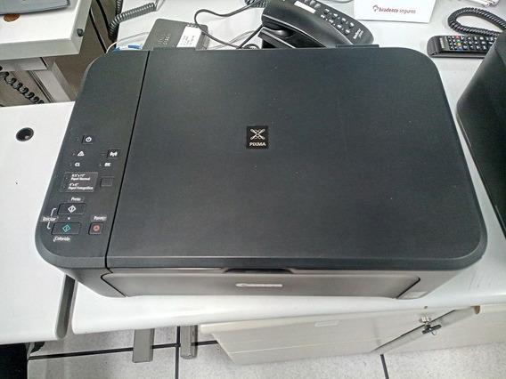 Multifuncional Impressora Pixma Canon Mg3510 - Com Wi-fi