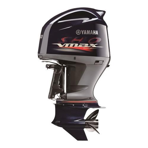 Imagem 1 de 14 de Motor De Popa Yamaha Vmax Vf 250 Contra Rotante