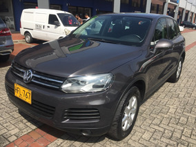 Volkswagen Touareg 3.0 Aut 2013