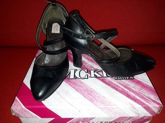 Zapato De Tango Número 36
