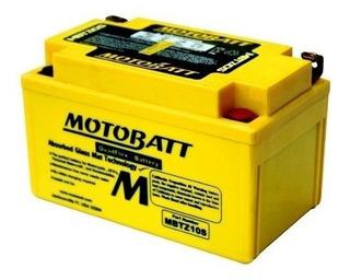 Bateria Motobatt Mbtz10s Yuasa Ytz10s Cb500r Cb500x Cb500f