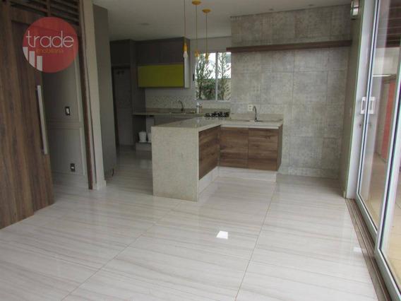 Casa Com 4 Dormitórios Para Alugar, 235 M² Por R$ 3.500/mês - Bonfim Paulista - Ribeirão Preto/sp - Ca2902