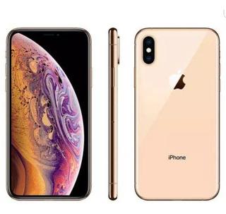 iPhone Xs Max Dourado 256 Gb Novo Nunca Usado