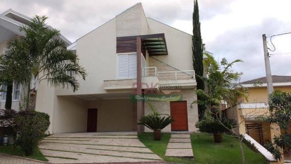 Sobrado Com 4 Dormitórios À Venda, 380 M² Por R$ 1.700.000 - Urbanova - São José Dos Campos/sp - So0595