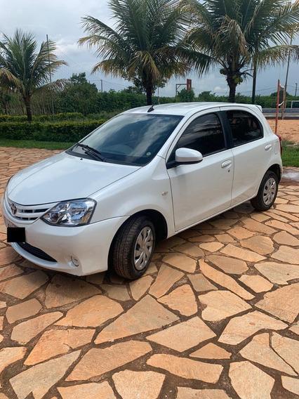 Toyota Etios Xs 1.5 Ipva 20 Pago - Revisado