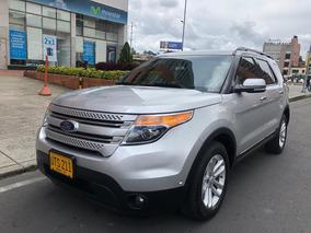 Ford Explorer Limited- 2015, Único Dueño