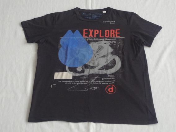 Camiseta Diesel Talla X L #00006