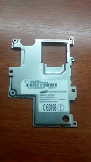 Carcaça De Metal Interna Retirada Galaxy 5 I5500b