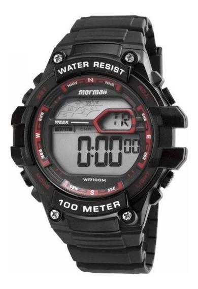 Relógio Mormaii Masculino Digital Wave Mo3480a/8r - C/ Nfe