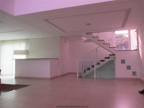 Imagem 1 de 29 de Casas Em Condomínio À Venda  Em Jundiaí/sp - Compre O Seu Casas Em Condomínio Aqui! - 1430875