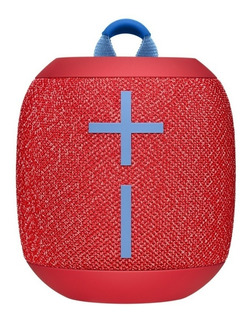 Parlante Ultimate Ears Wonderboom 2 portátil inalámbrico Radical red