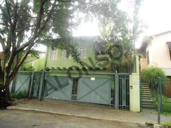 Casa Para Venda, 4 Dormitórios, Butantã - São Paulo - 14006