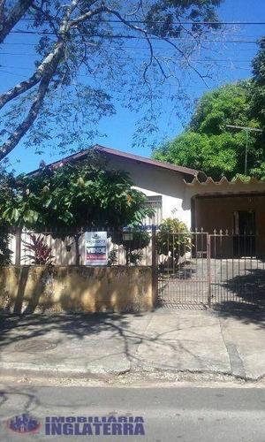 Casa À Venda, 100 M² Por R$ 350.000,00 - Jardim Piza - Londrina/pr - Ca0436