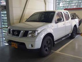 Nissan Navara Le Aut Diesel 4x4 Modelo 2011