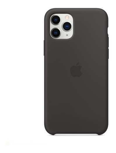 Capa iPhone 11 Pro De Silicone Preto - Apple - Mwyn2zm/a